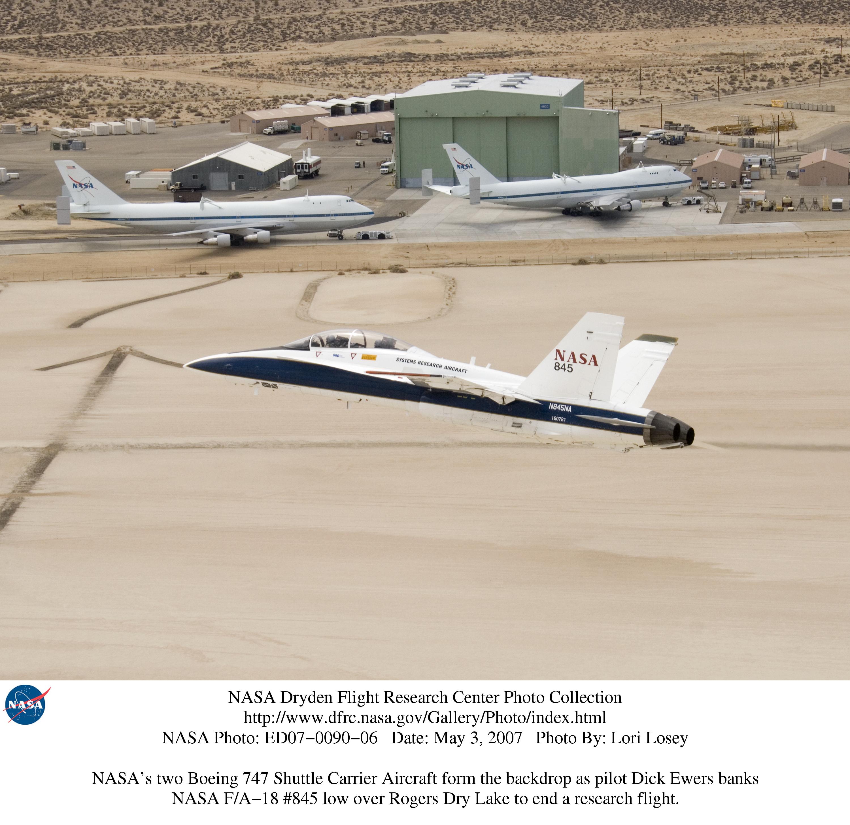 NASA Dryden Autonomous Airborne Refueling Demonstration ...