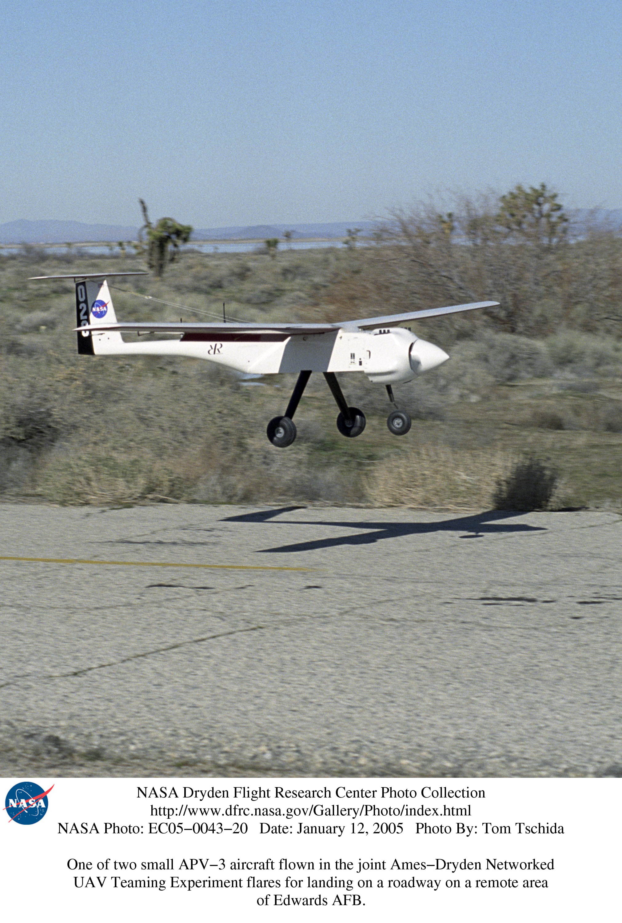 ames nasa sierra uav-#42