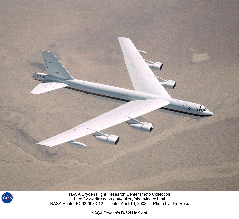 nasa b-52 - photo #2