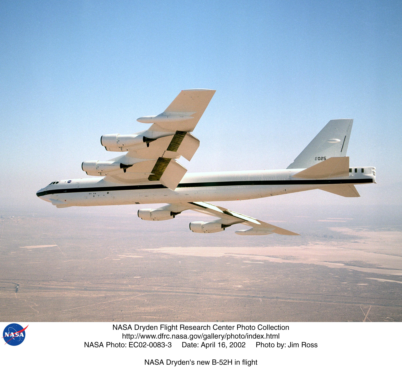 nasa b-52 - photo #4