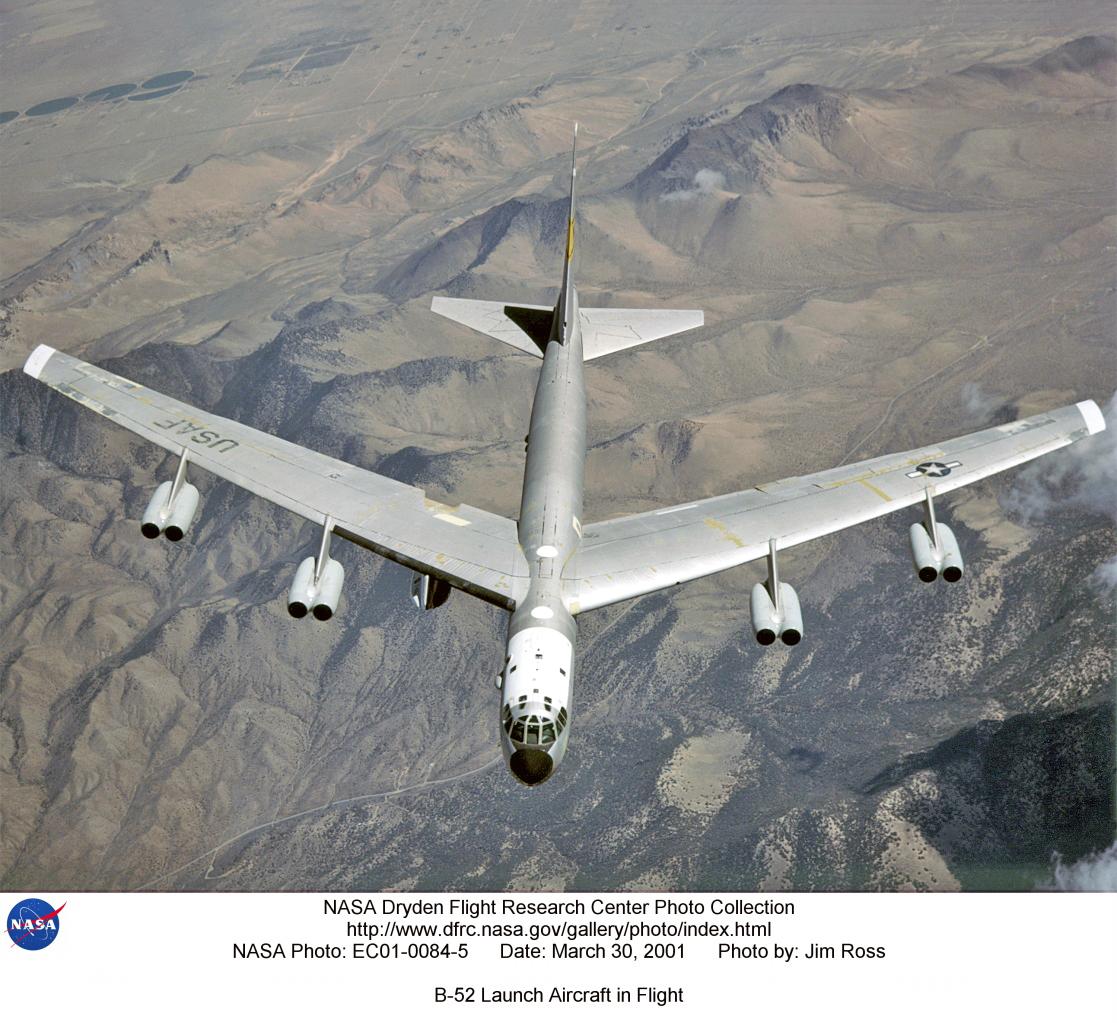 nasa b-52 - photo #29