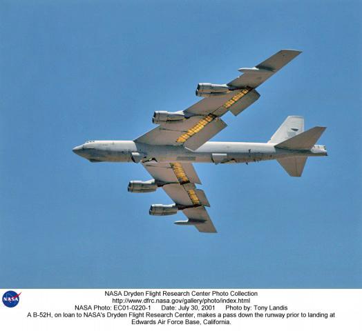 nasa b-52 - photo #17