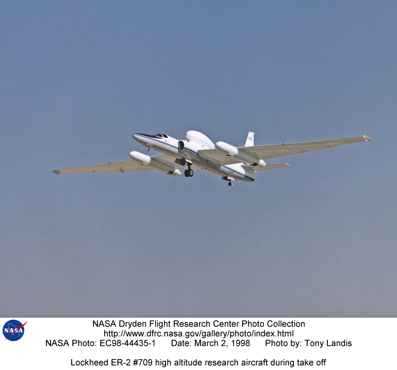 nasa high altitude aircraft - photo #33