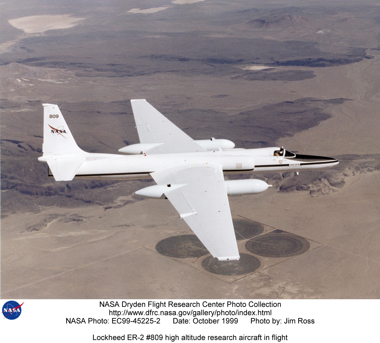 nasa high altitude aircraft - photo #24