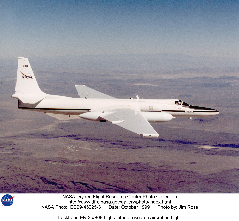 nasa high altitude aircraft - photo #26