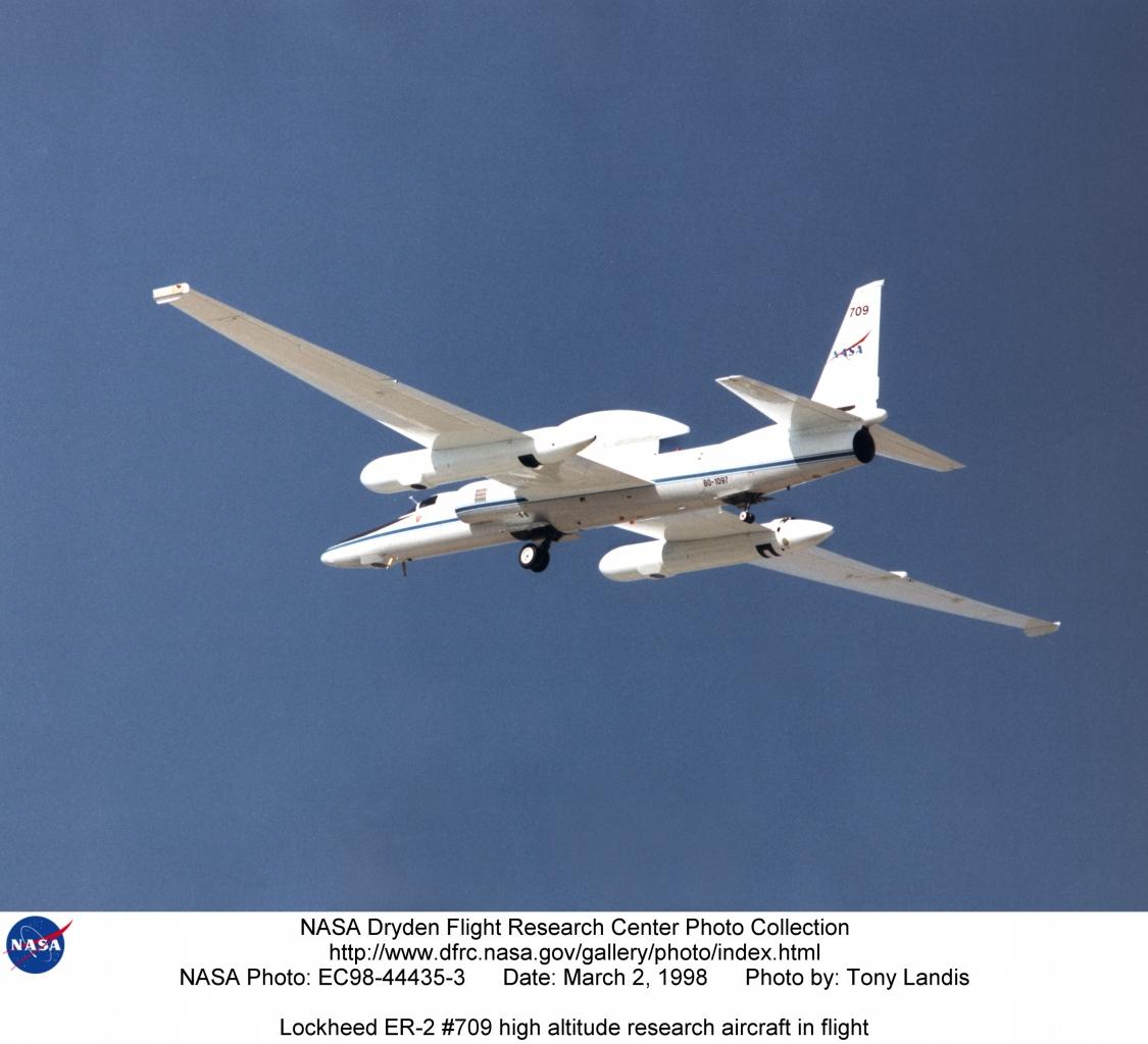 nasa high altitude aircraft - photo #27