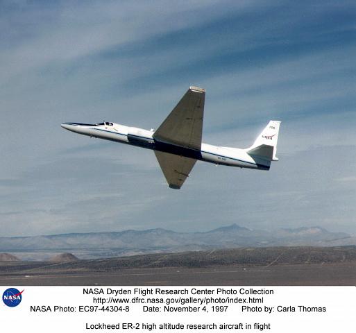 nasa high altitude aircraft - photo #32