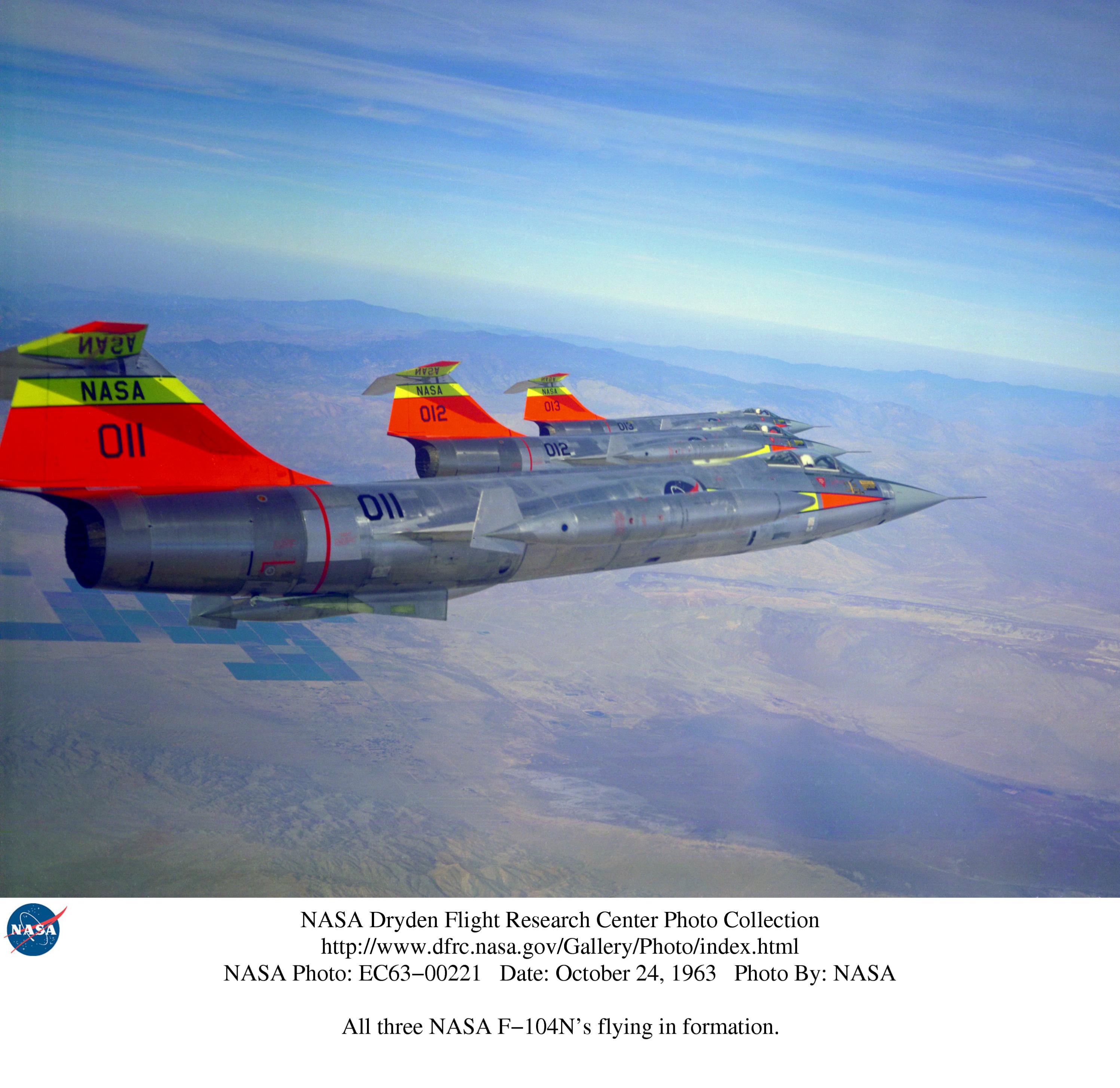 nasa f-104a - photo #41