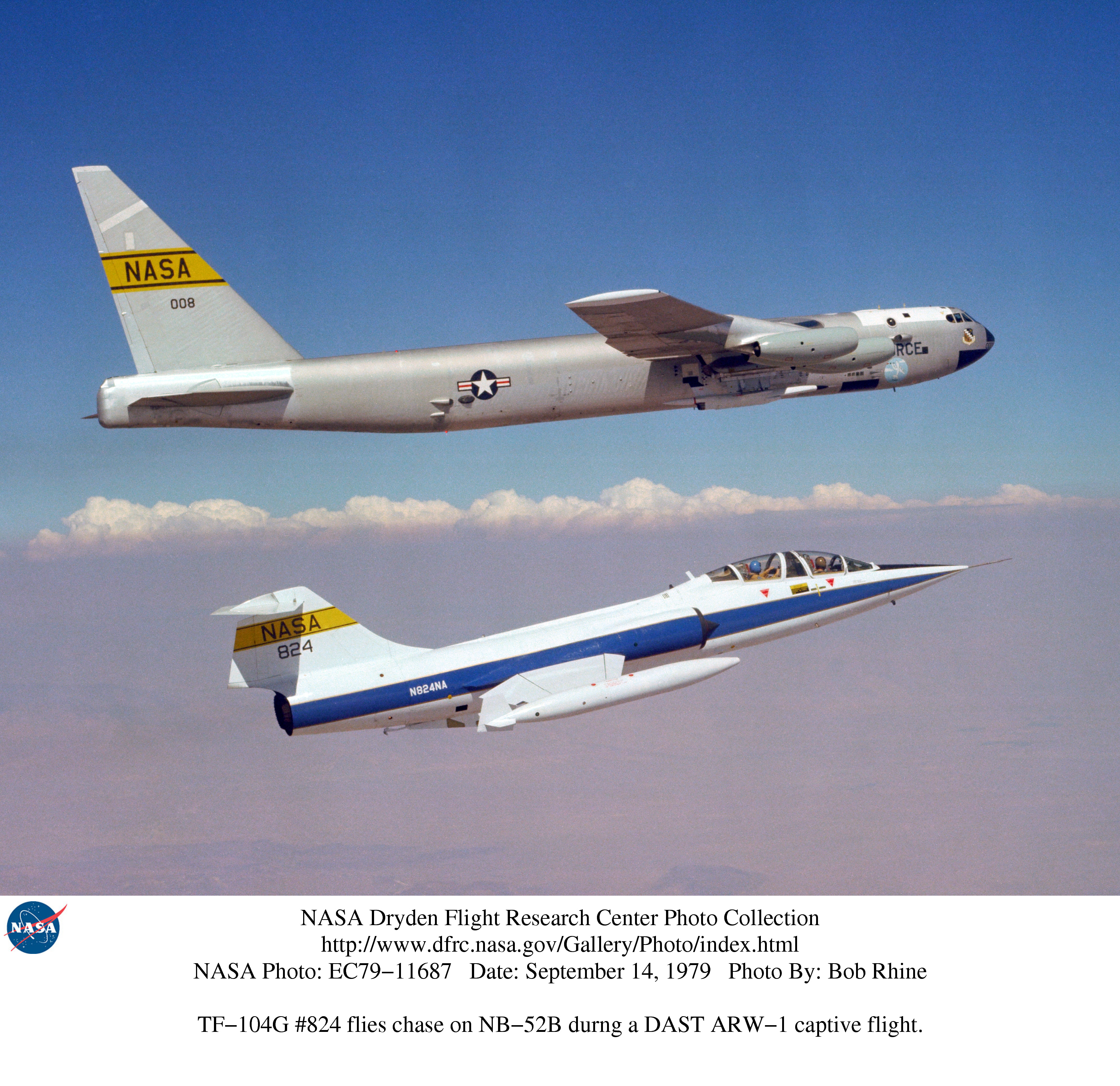 NASA Dryden F-104 Starfighter Photo Collection
