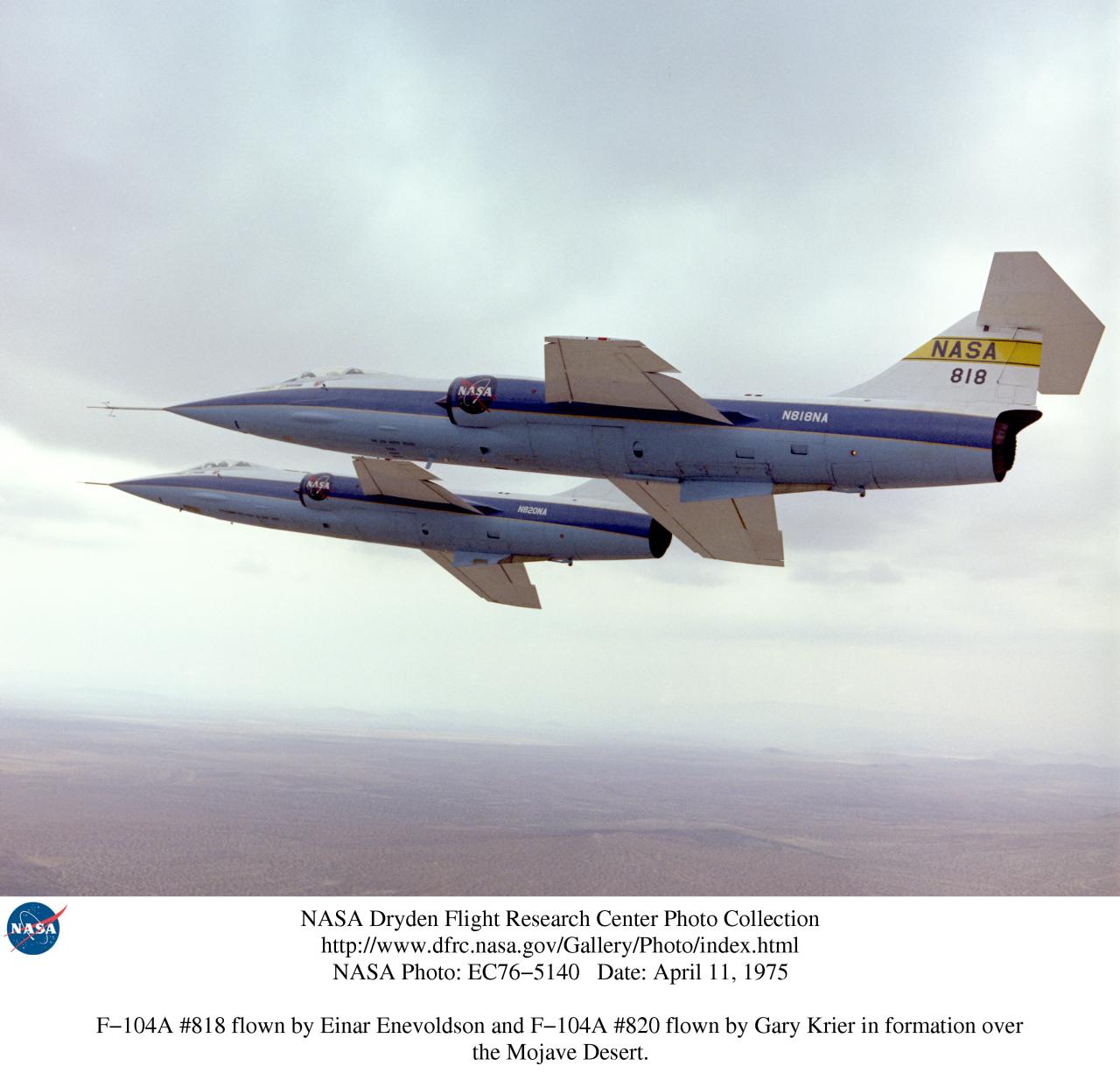 nasa f-104a - photo #29