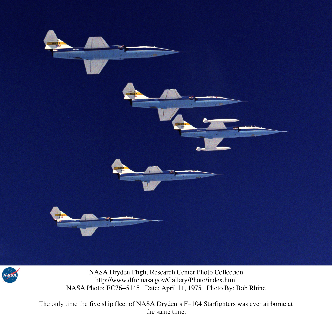 f 104 nasa dryden test fleet - photo #8