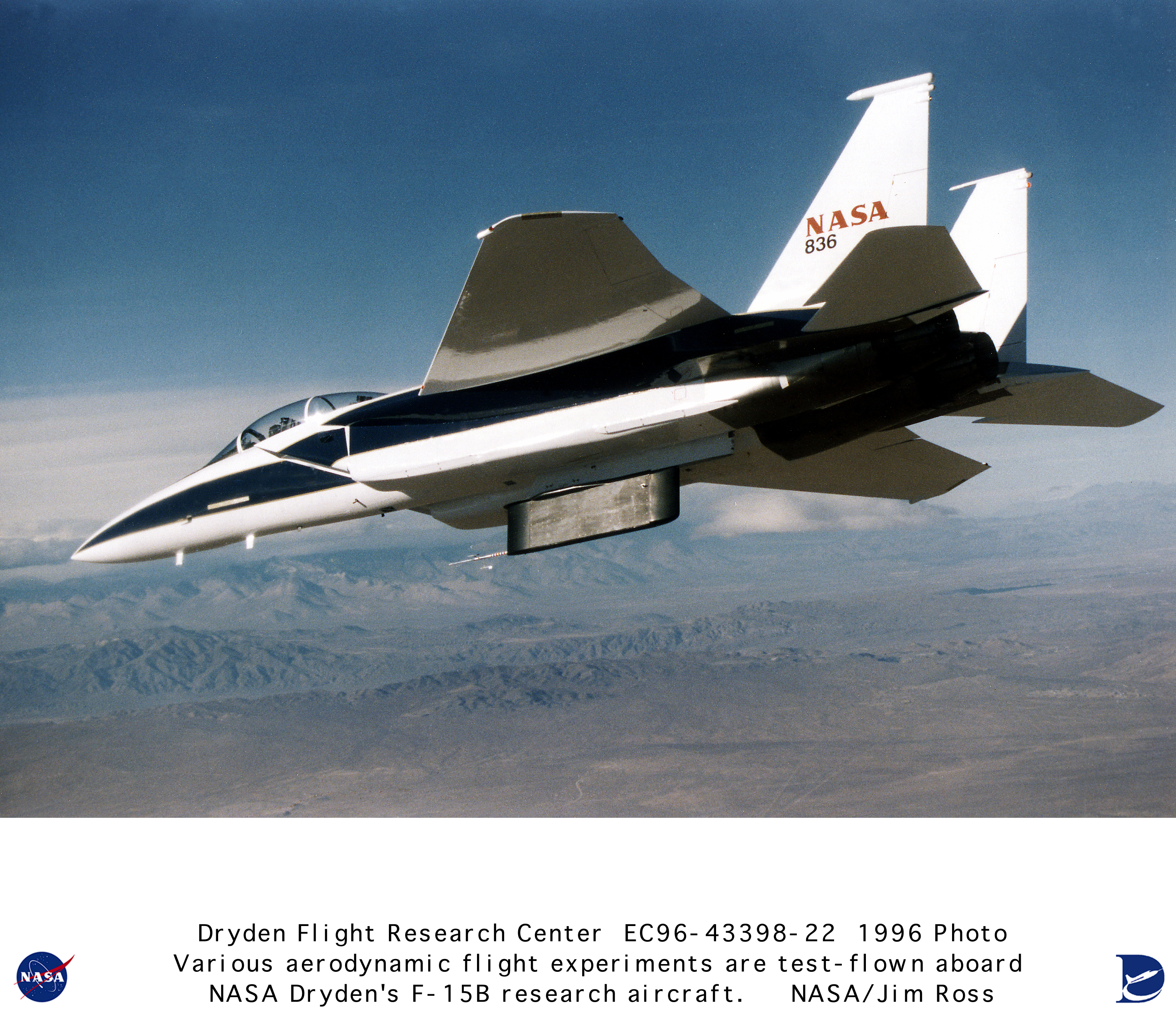 nasa fighter aircraft - photo #16