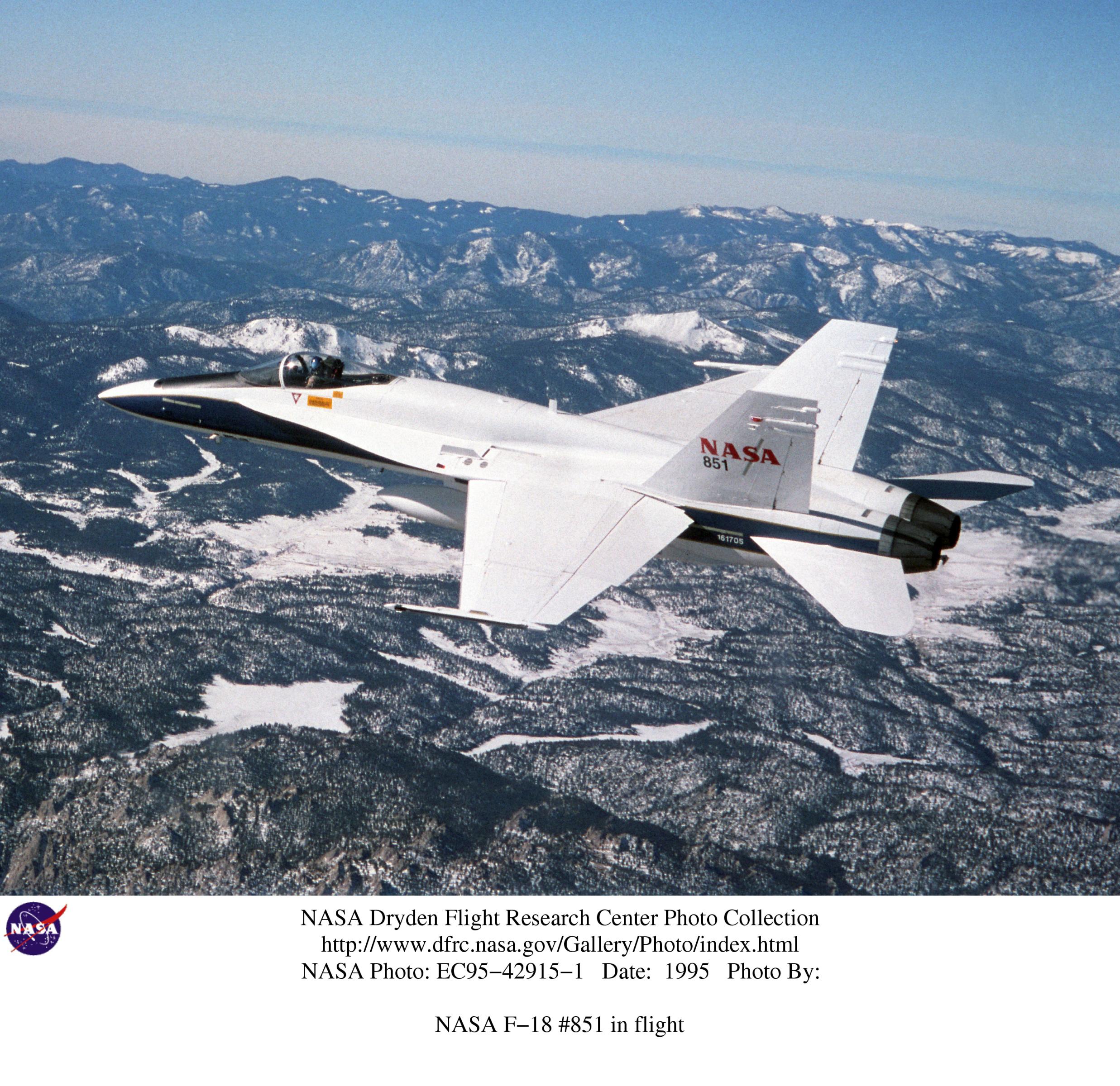 nasa f 18 pilot - photo #10