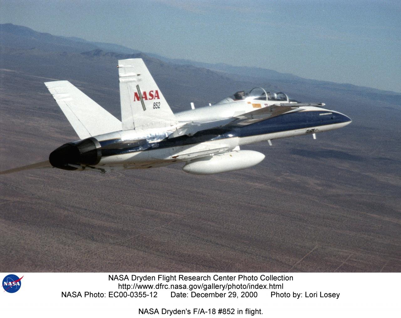 nasa f 18 pilot - photo #28