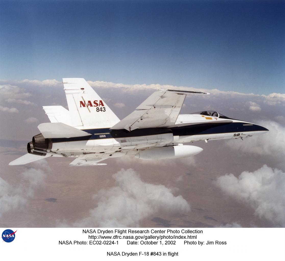 nasa f 18 pilot - photo #38