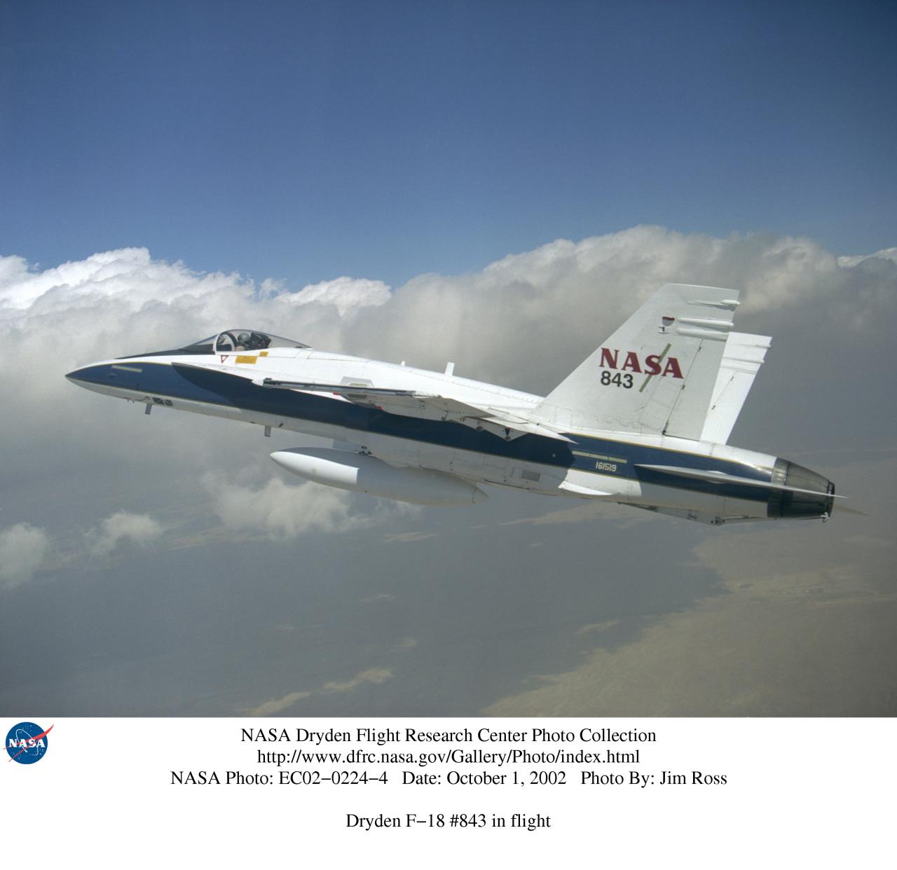 nasa f 18 pilot - photo #7
