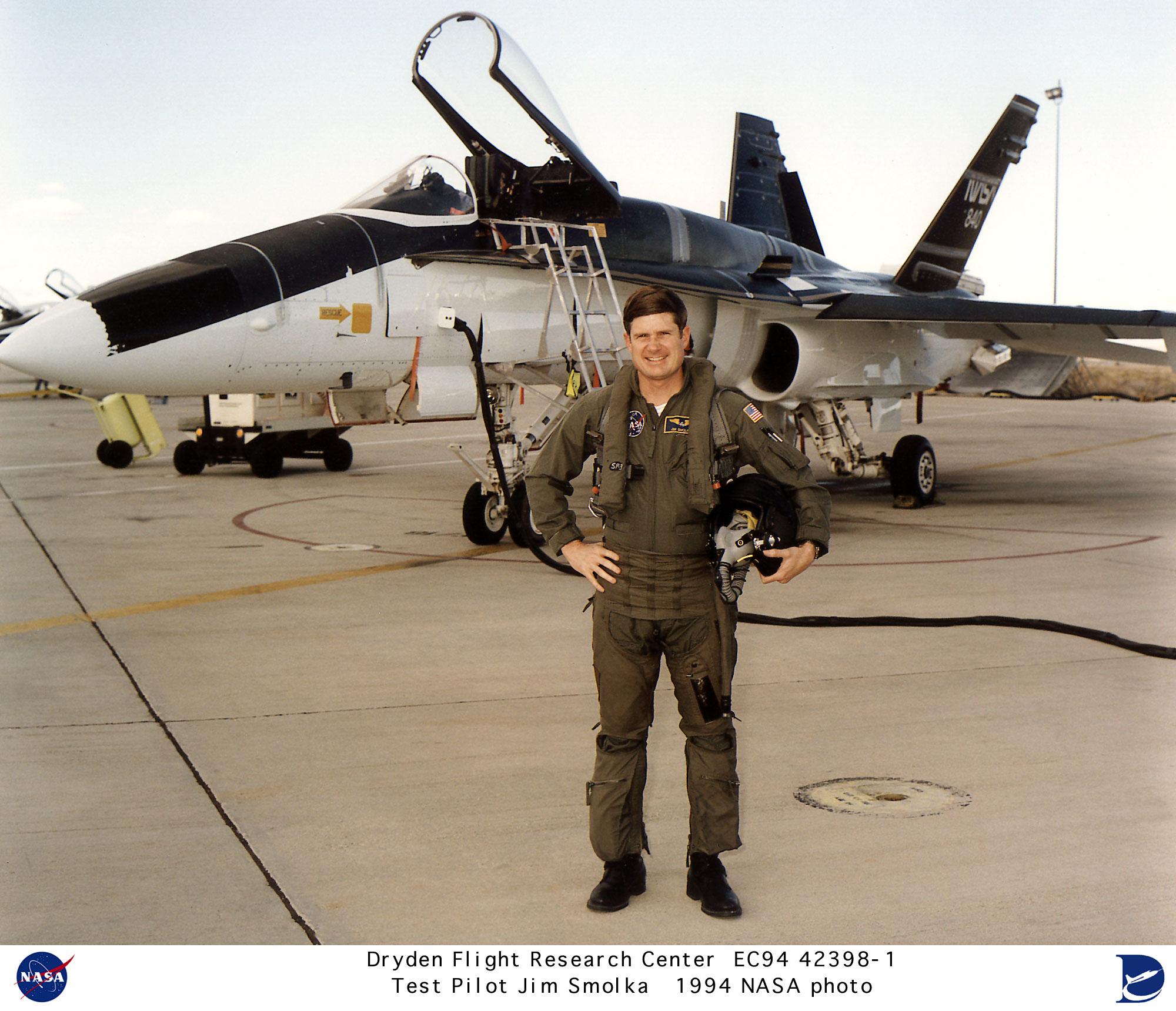nasa f 18 pilot - photo #32