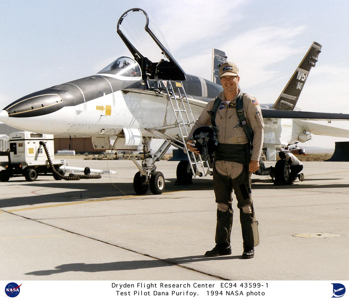 nasa f 18 pilot - photo #3
