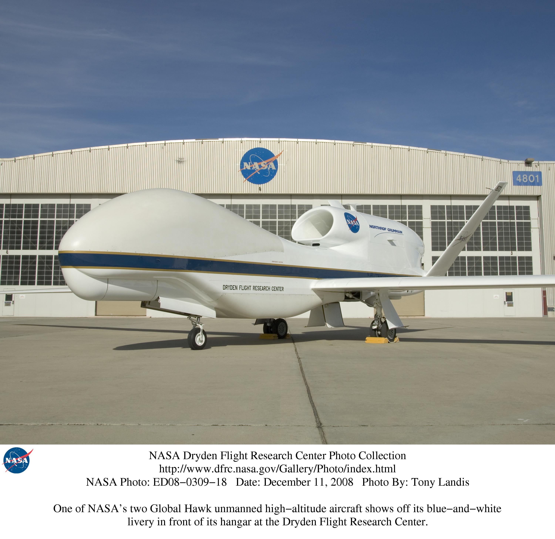 nasa high altitude aircraft - photo #34