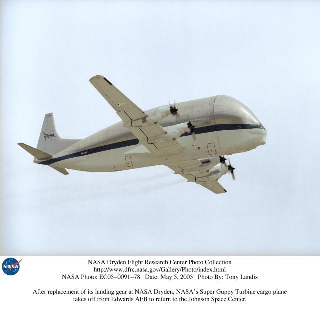 nasa transport plane - photo #25