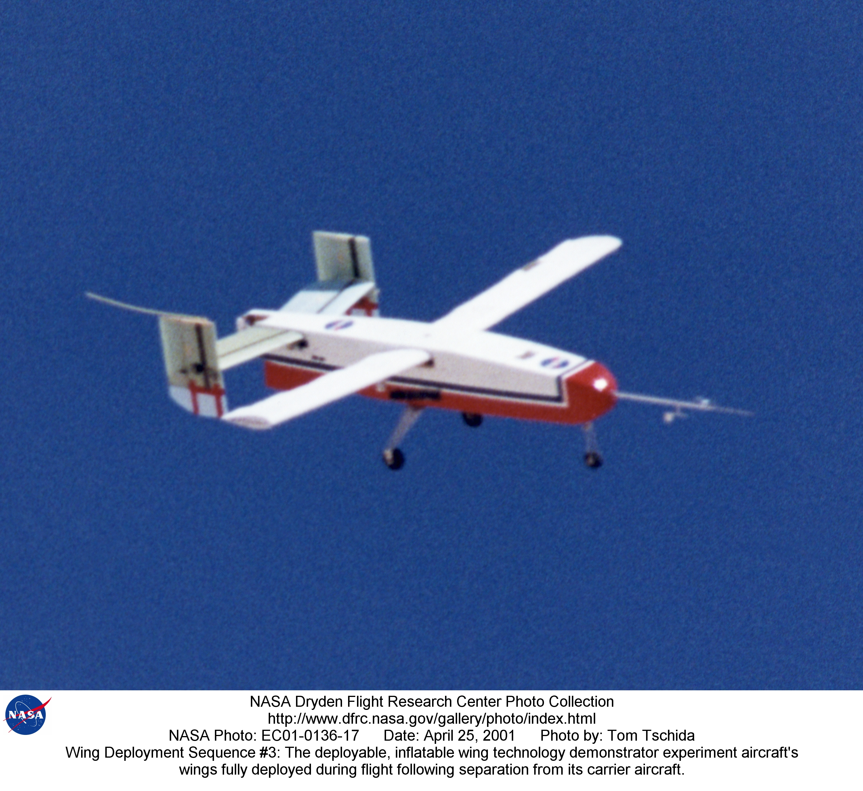 Inflatable Wing Aircraft Photo Collection High Resolution ...