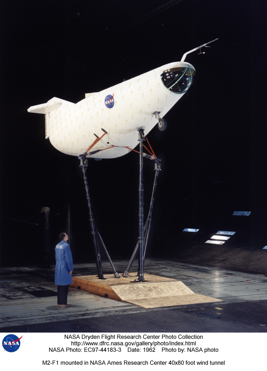 lifting body spacecraft - photo #8