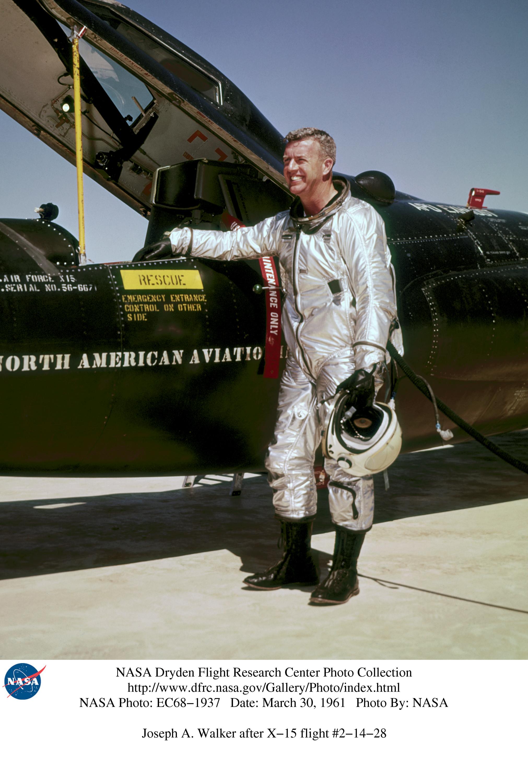 NASA Dryden Flight Research Pilots Photo Collection