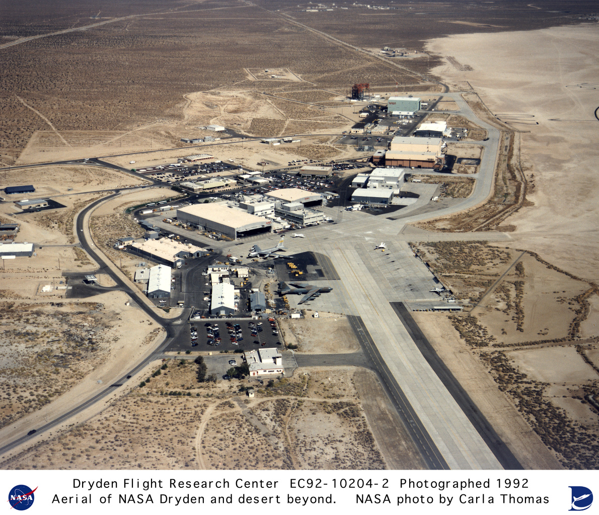 NASA Dryden Facilities Photo Collection