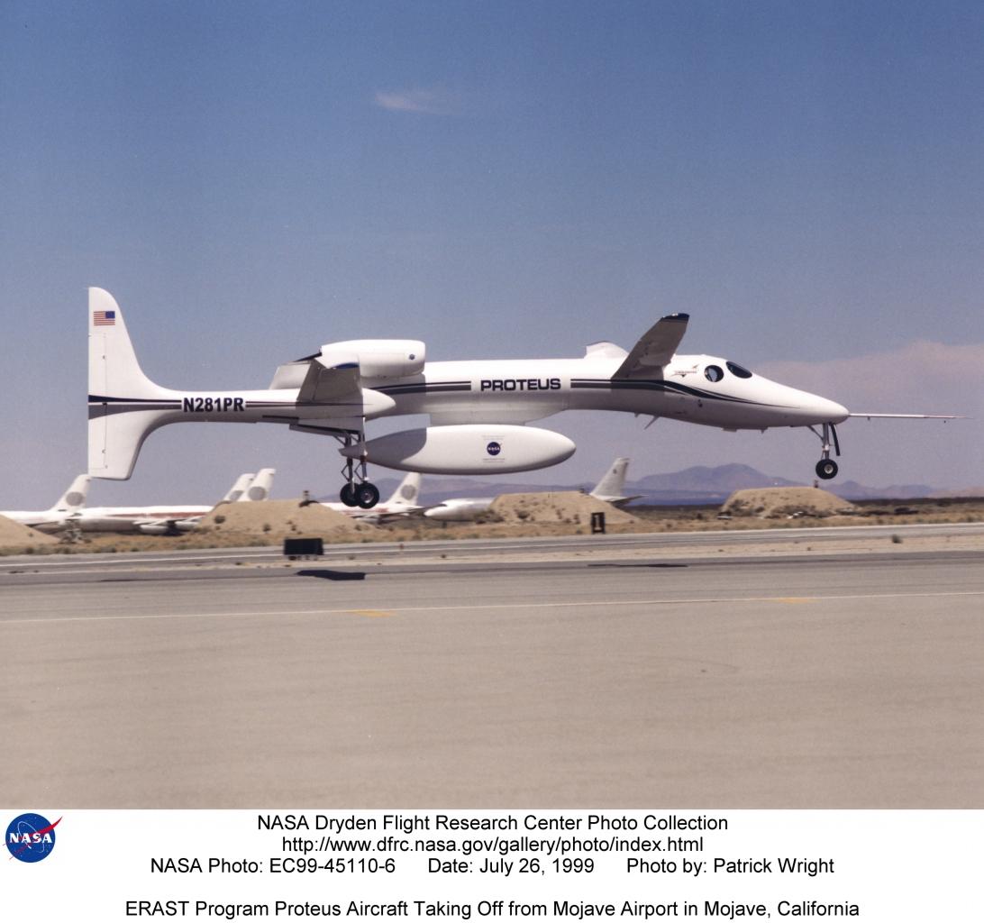 nasa high altitude aircraft - photo #28