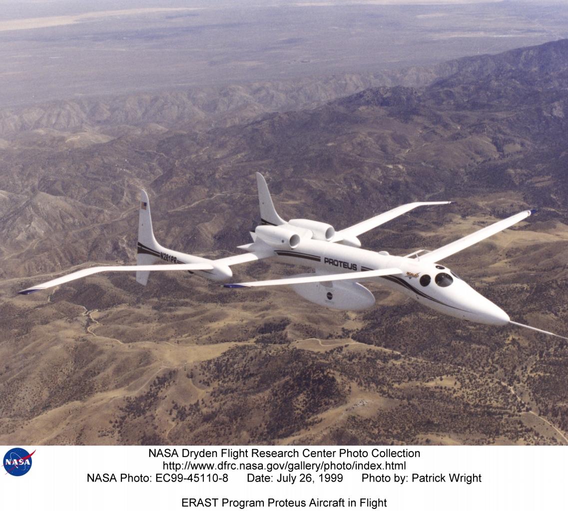 nasa high altitude aircraft - photo #35