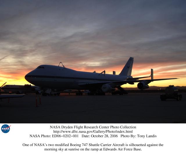shuttle nasa sunrise - photo #23