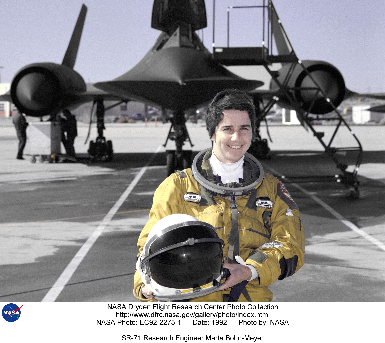nasa female pilot - photo #7