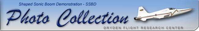 NASA Dryden /Gallery/Photo/SSBD banner