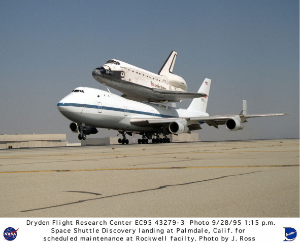 space shuttle landing in utah - photo #16
