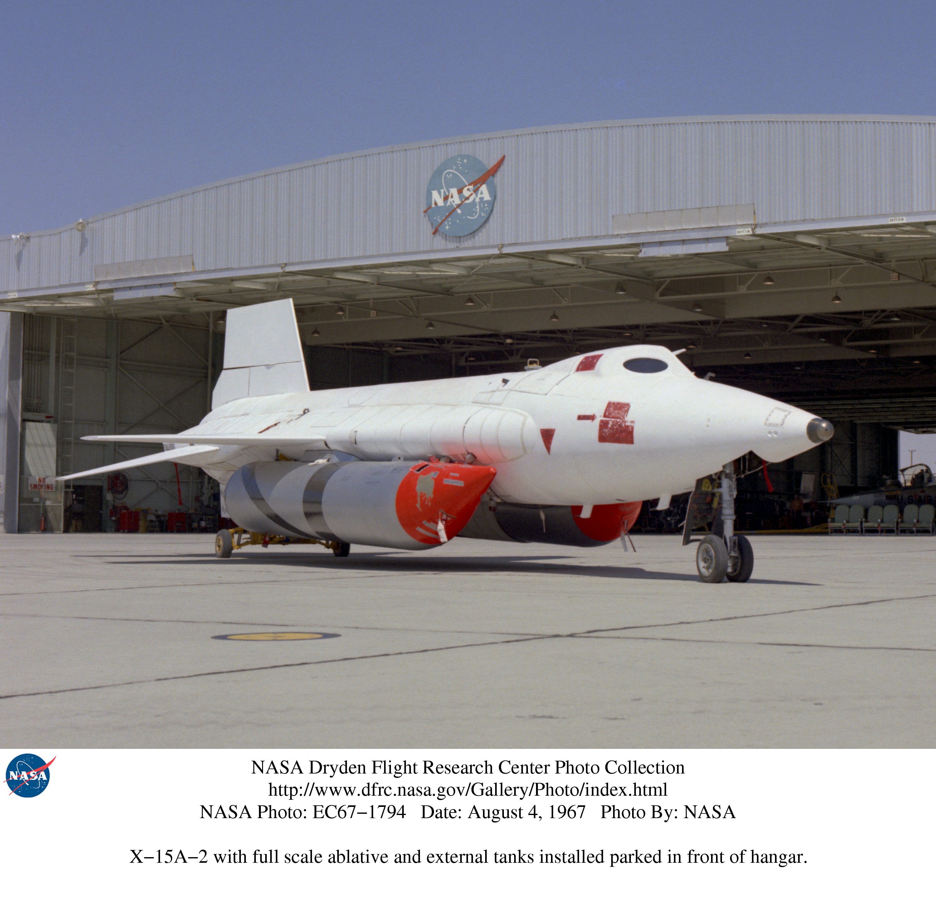 NASA Dryden X-15 Photo Collection