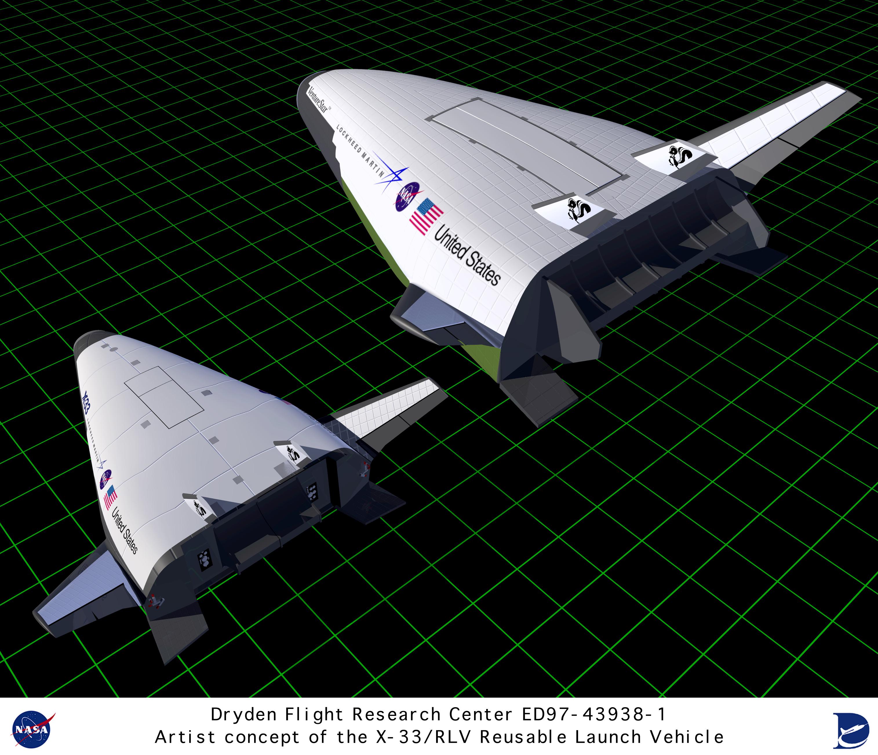 future space shuttle designs - photo #24