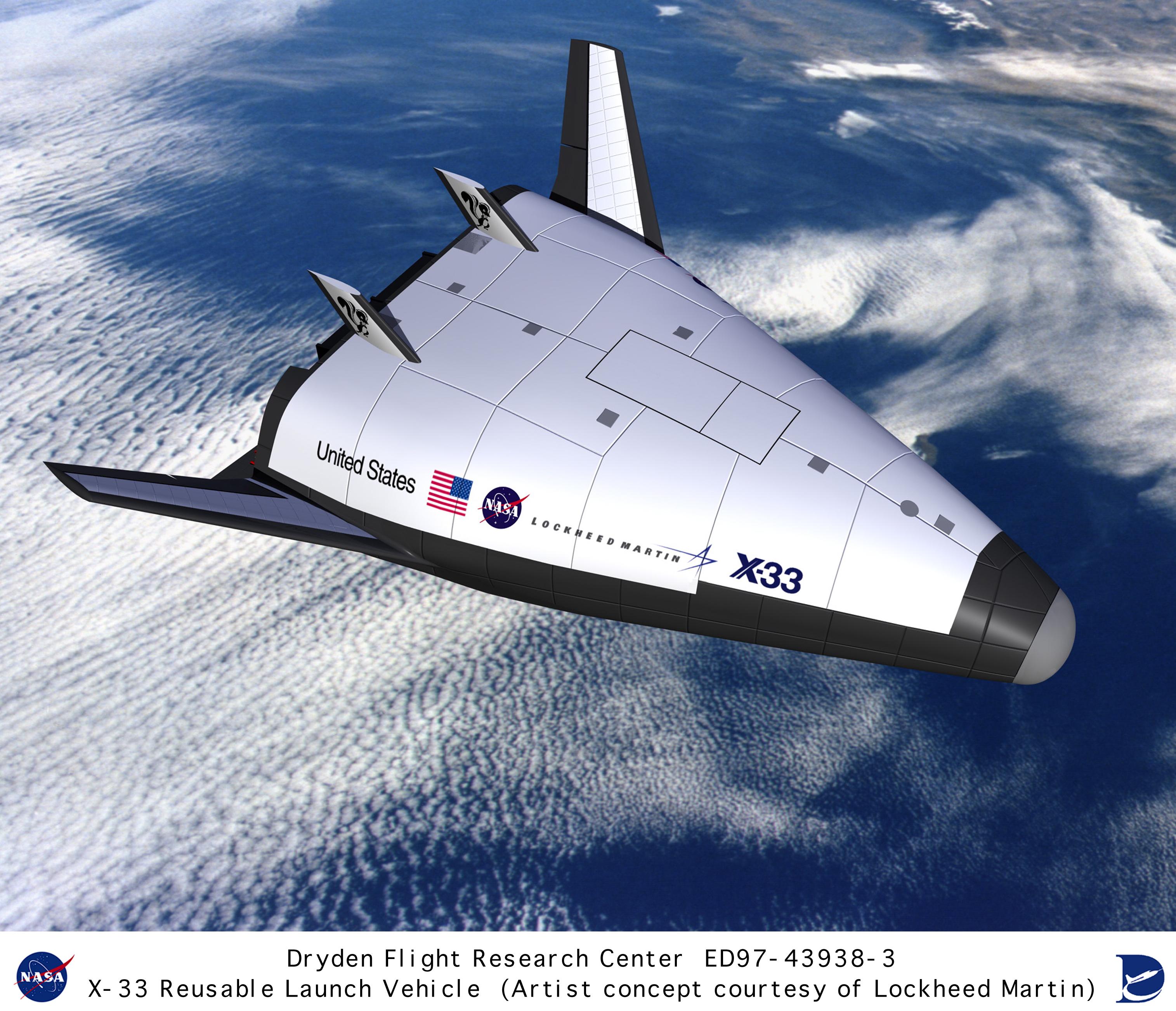 Lockheed Martin X-33