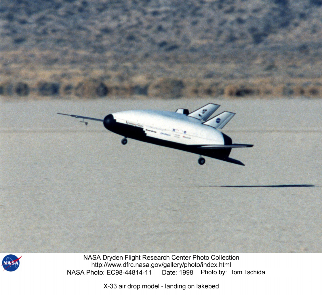X-33 Advanced Technology Demonstrator Photo Collection ...