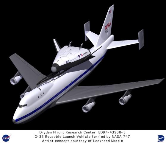 space shuttle x33 - photo #22