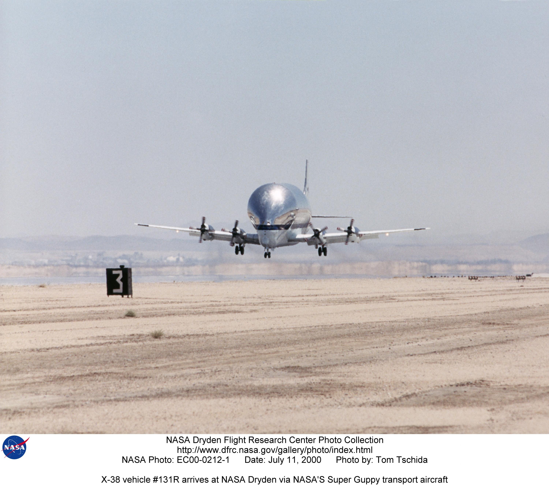 nasa transport plane - photo #22