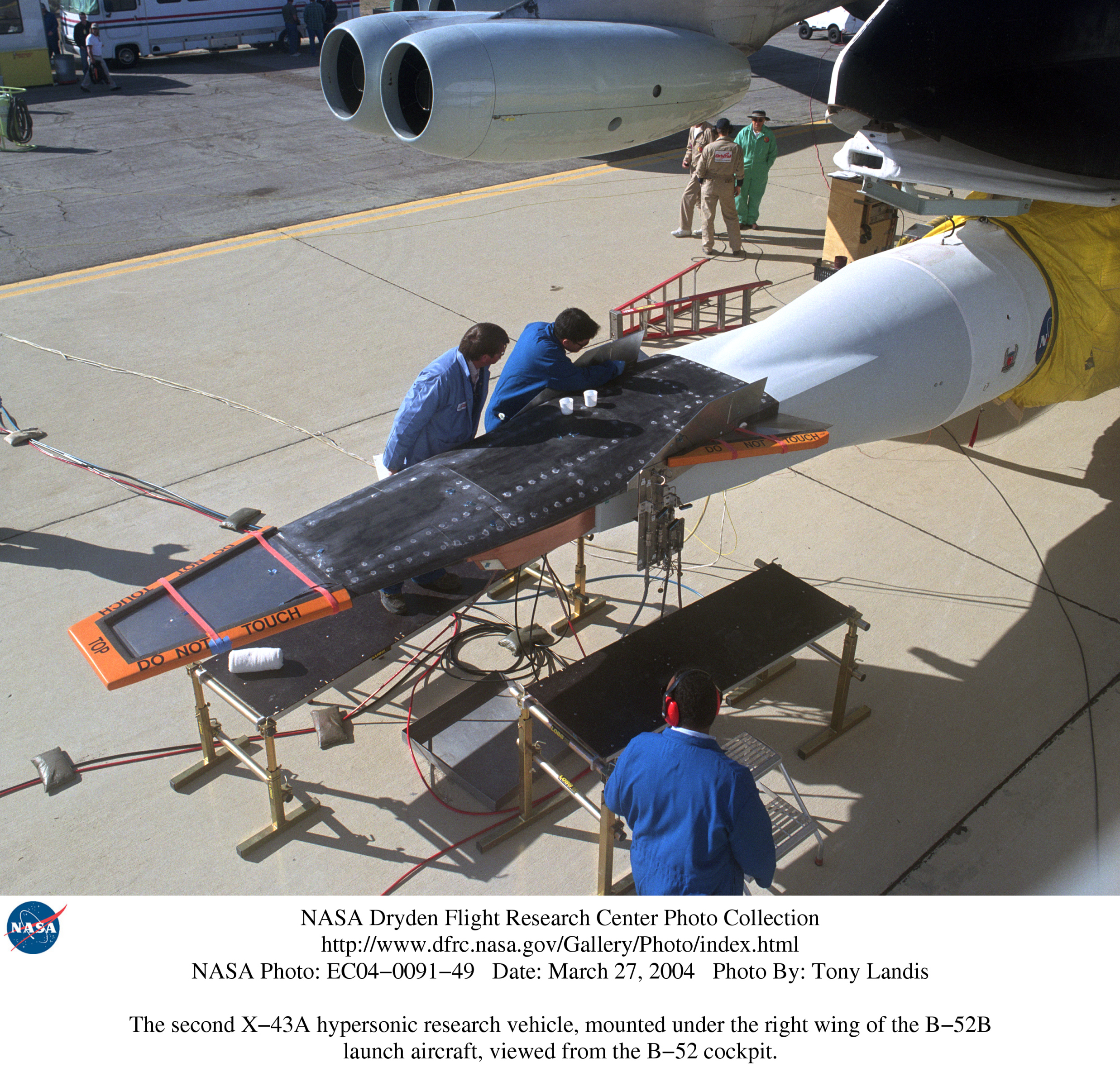 nasa scramjet - photo #24