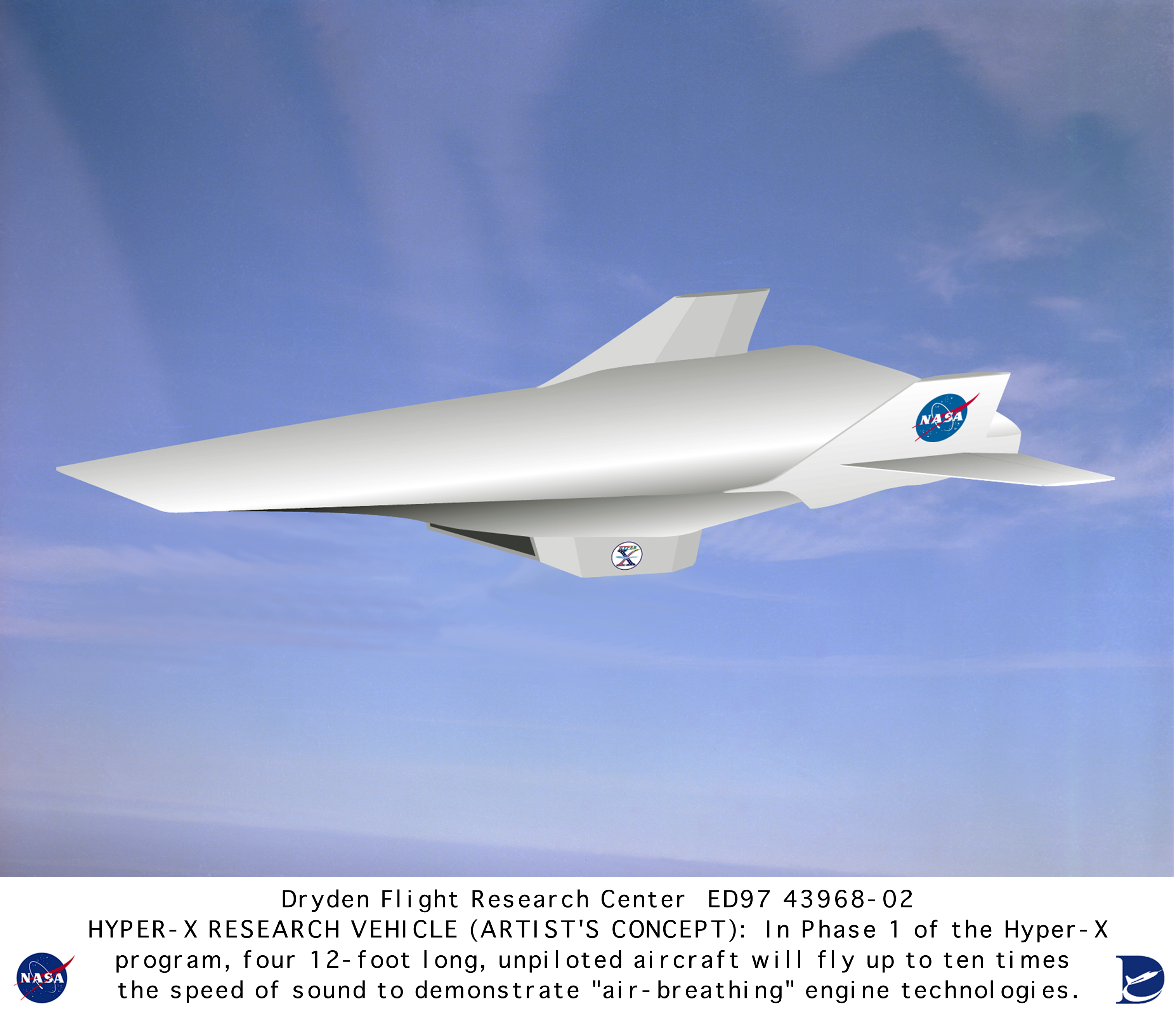 hypersonic flight nasa - photo #3