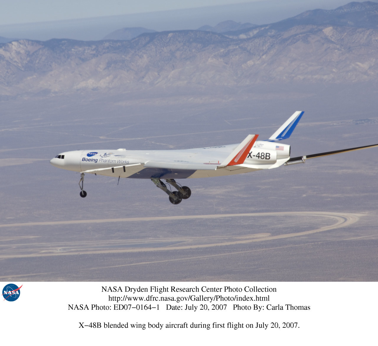 nasa x 48 drone aircraft - photo #11