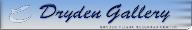 NASA Dryden Photo Collection banner